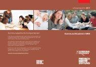 2011 KommunalAkademie NRW - Bibliothek der Friedrich-Ebert ...
