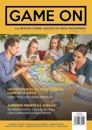 Revista Game On - Número 1 (2021)