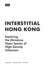Interstitial Hong Kong