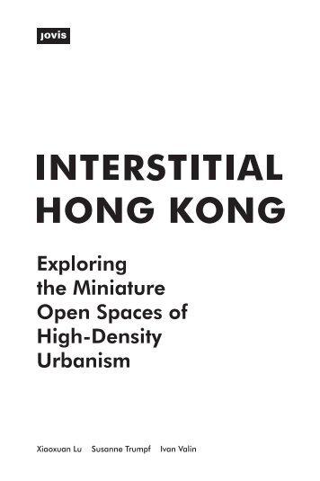 Interstitial Hong Kong
