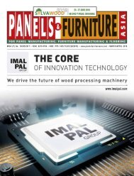 Panels & Furniture Asia March/April 2018