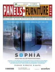Panels & Furniture Asia May/June 2018