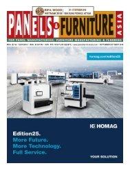 Panels & Furniture Asia September/October 2018