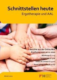 Schnittstellen heute: Ergotherapie und AAL