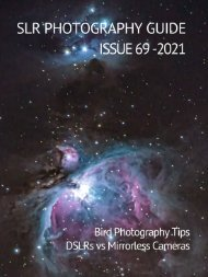 SLR Photography Guide - Issue 69