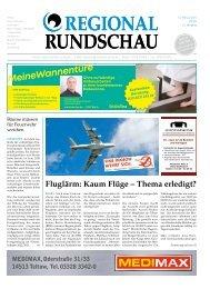 Regional-Rundschau, 12.02.2021 - 11.03.2021
