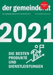 edition der gemeinderat - DIE BESTEN 2021