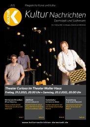 Kulturnachrichten für Darmstadt und Südhessen -  2 - 2020