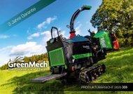 GreenMech Katalog Holzhäcksler 04.2020