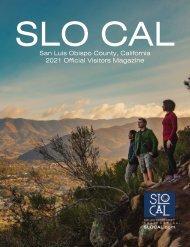 Visit SLO CAL Visitors Magazine 2020