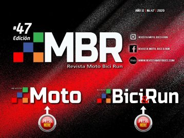 REVISTA MBR 47ava Moto Bici Run