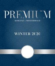 muenz PREMIUM Magazin Winter 2020