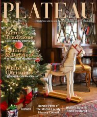 Plateau Magazine Dec/Jan 2020-21