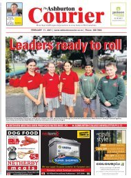 Ashburton Courier: February 11, 2021