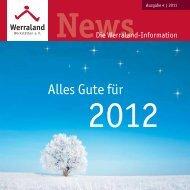 NewsDie - bei Werraland Werkstätten eV