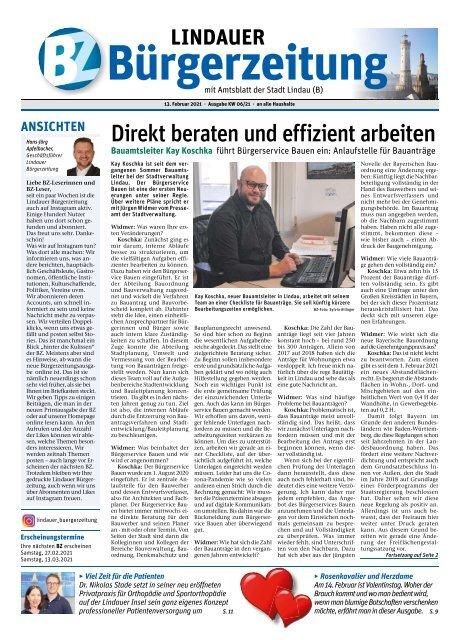 13.02.21 Lindauer Bürgerzeitung