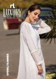Luxury Pret Summer Catalogue