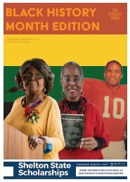 CW Black History Month Edition Spring 2021