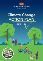 Climate change action plan 2021-23