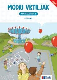 Vzorčna vsebina: Matematika 1 UČB