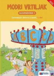 Vzorčna vsebina: Slovenščina 1 SDZ