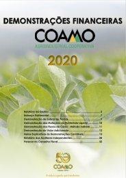 Demonstrações Financeiras - Coamo 2020