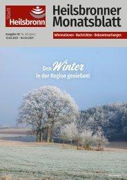Monatsblatt Heilsbronn - Februar 2021