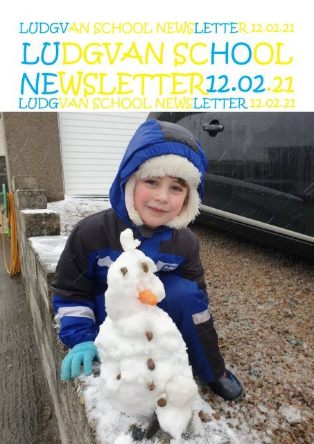 Newsletter 13 12.02.21