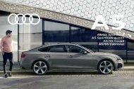 Audi A5 Verkaufsunterlagen