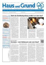 Ausgabe 11/12, PDF, 7.7 MB - Haus und Grund Düsseldorf