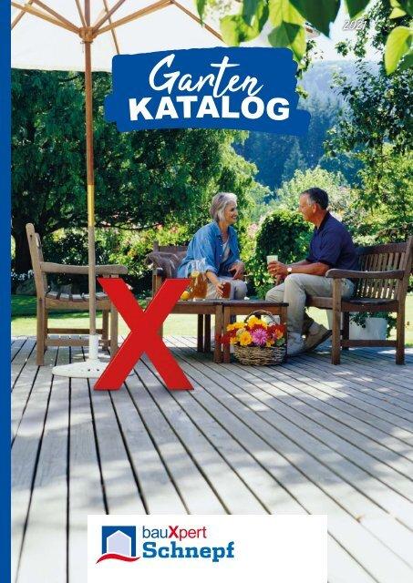 Gartenkatalog 2021 - Holz im Garten - Schnepf