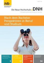 Die Neue Hochschule Heft 1-2021