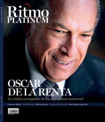 Ritmo Platinum - Oscar de la Renta