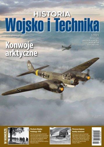 Wojsko i Technika Historia 1/2021 promo