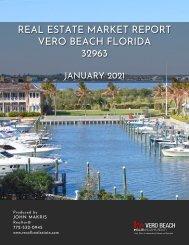 Vero Beach 32963 Real Estate Market Report January 2021