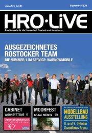 vom 22. august bis 31. oktober 2011 winter - HRO Live