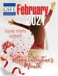 GSFE Newsletter-February 2021