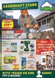 AXAMER Lagerhaus Flugblatt Februar_N°2_2021