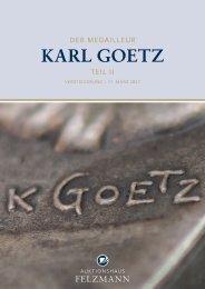 Auktion171 - KarlGoetz Teil II