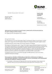 Hessischer Landtag Postfach 3240 65022 Wiesbaden ... - Bund NRW