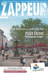 Le P'tit Zappeur - Carcassonne #459