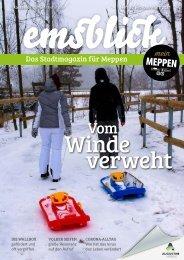 Emsblick Meppen Heft 42 (Februar/März 2021)