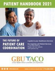GBUACO Member Handbook (2021)