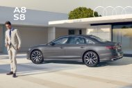 Audi A8 Verkaufsunterlagen