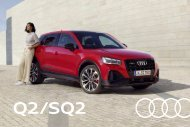 Audi Q2 Verkaufsunterlagen
