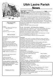 Newsletter 39 - 14th February, 2021