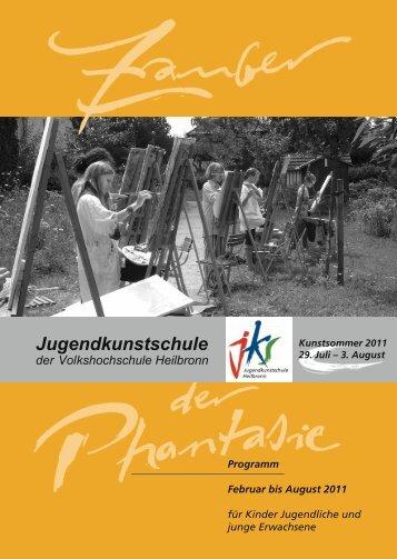 Malen, Zeichnen - Volkshochschule Heilbronn