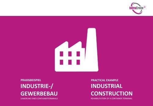 InfraCrete Practical Example - Industrial Construction
