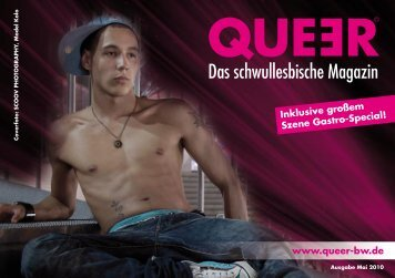 Das schwullesbische Magazin - QUEER-BW.de