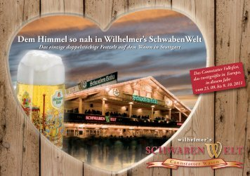 Stäffele Box - Wilhelmers SchwabenWelt